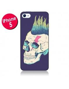 Coque Tête de mort Punk pour iPhone 5
