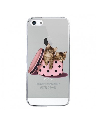 coque de iphone 5 chat