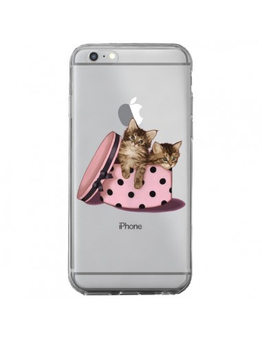 coque iphone 6 plus chat