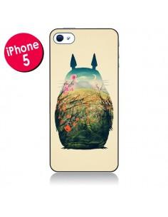 Coque Totoro Manga pour iPhone 5/5S et SE - Victor Vercesi