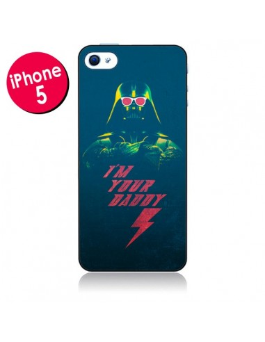 Coque Dark Vador pour iPhone 5