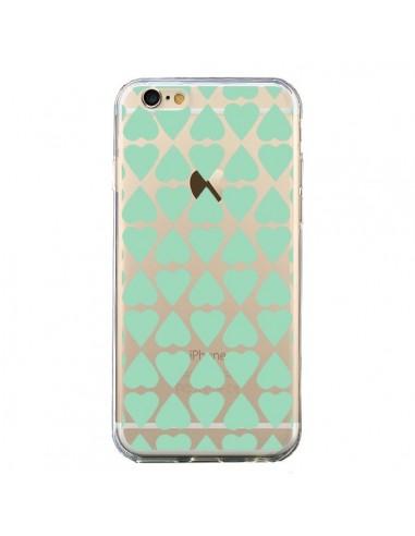 coque iphone 6 bleu vert