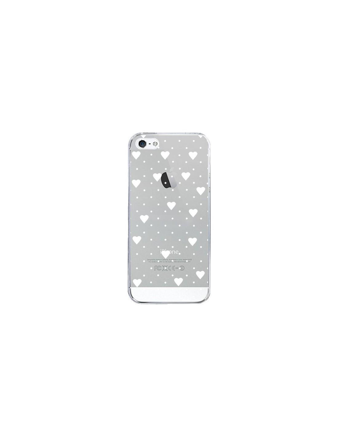 coque iphone 5 coeur