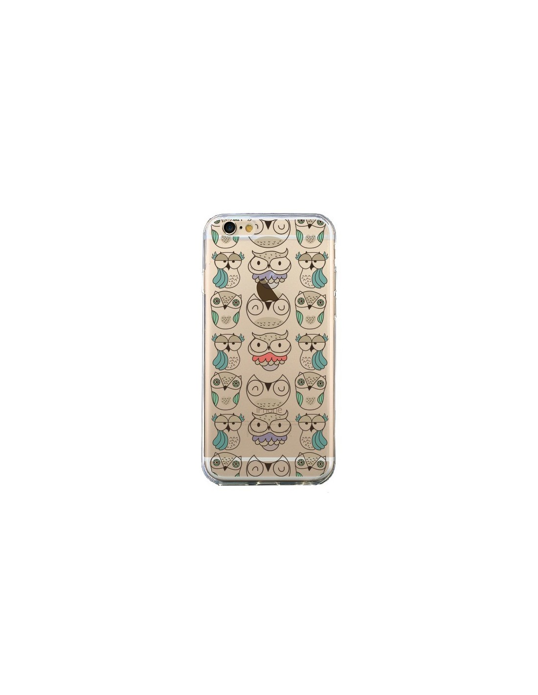coque iphone 6 hibou