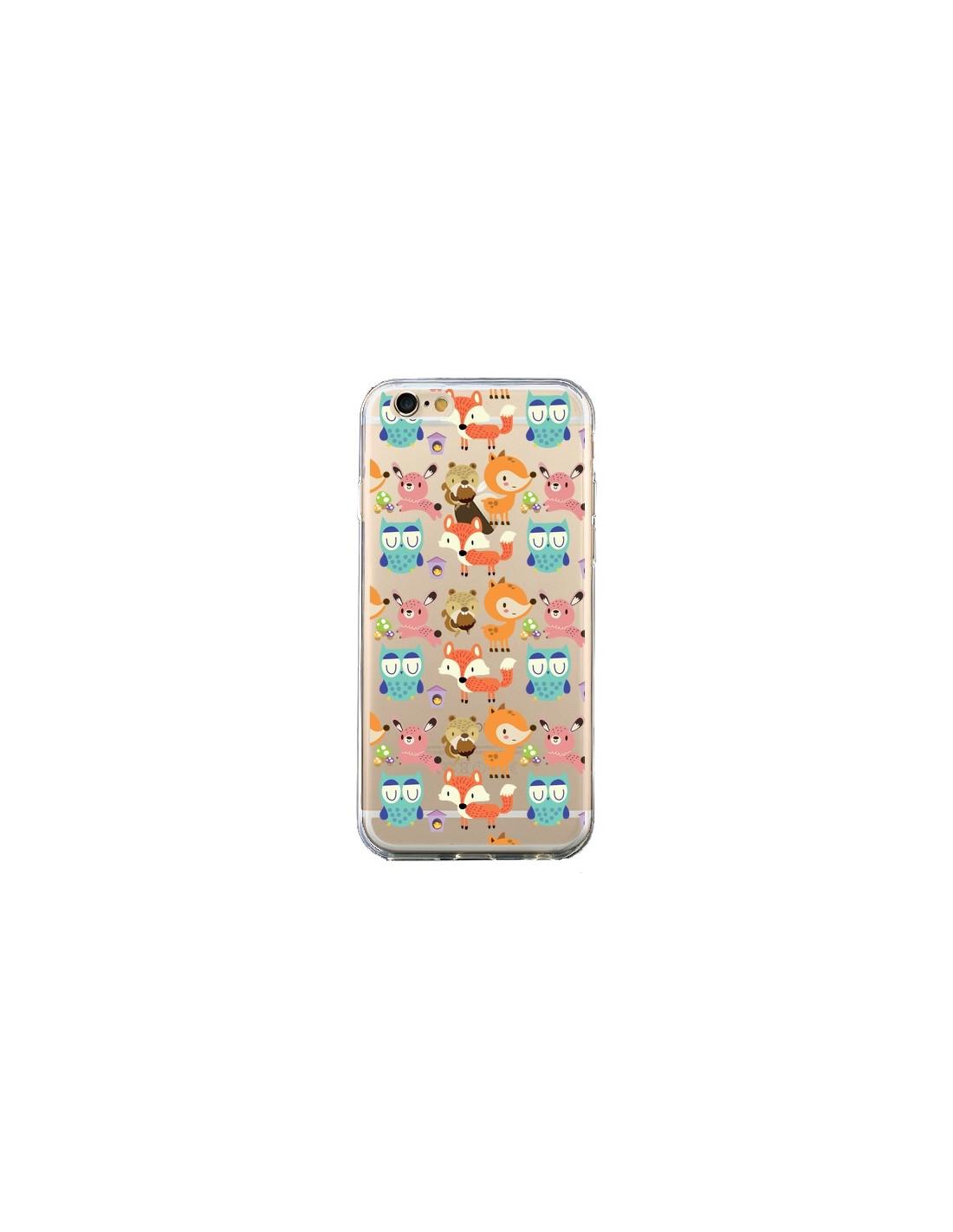 coque iphone 7 hibou