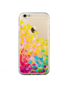 Coque iPhone 6 et 6S Creation in Color Jaune Yellow Transparente - Ebi Emporium