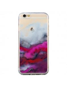 Coque iPhone 6 et 6S Winter Waves Vagues Hiver Transparente - Ebi Emporium