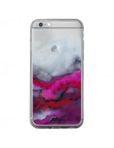 Coque iPhone 6 Plus et 6S Plus Winter Waves Vagues Hiver Transparente - Ebi Emporium