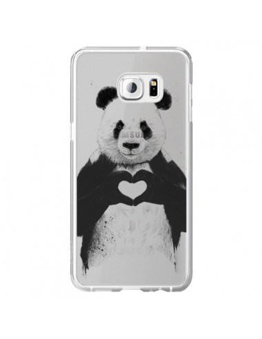 coque panda samsung galaxy s6 edge