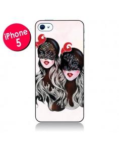 Coque Gemini Jumelles pour iPhone 5