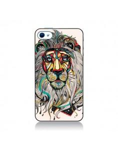 Coque Lion Leo pour iPhone 4 et 4S
