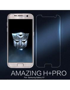 Film en verre trempé Anti-Casse Anti-Explosion Avant pour Samsung Galaxy S7