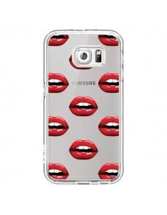 Coque Lèvres Rouges Lips Transparente pour Samsung Galaxy S7 - Yohan B.