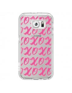 Coque XoXo Rose Transparente pour Samsung Galaxy S6 - Yohan B.