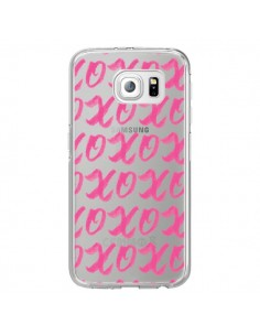 Coque XoXo Rose Transparente pour Samsung Galaxy S6 Edge - Yohan B.