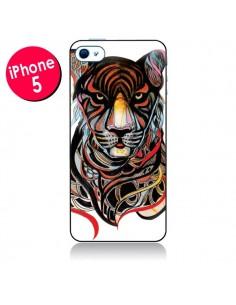 Coque Tigre pour iPhone 5
