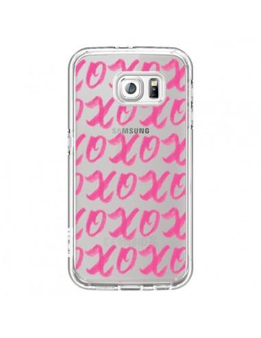 Coque XoXo Rose Transparente pour Samsung Galaxy S7 - Yohan B.