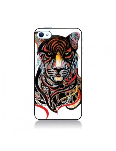 coque iphone 4 et 4s tigre felicia atanasiu