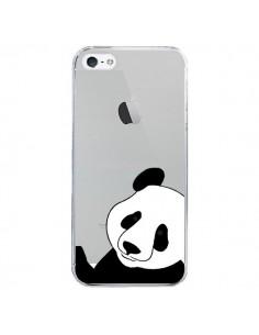 Coque Panda Transparente pour iPhone 5/5S et SE - Yohan B.