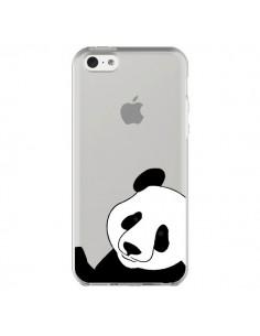 Coque iPhone 5C Panda Transparente - Yohan B.