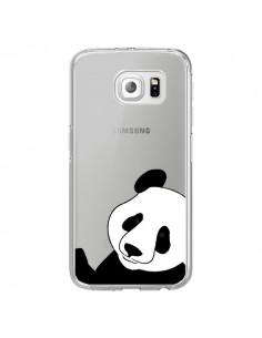 Coque Panda Transparente pour Samsung Galaxy S7 Edge - Yohan B.