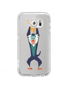 Coque Futur Roi Lion King Rafiki Transparente pour Samsung Galaxy S7 - Jay Fleck