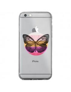 Coque Papillon Butterfly Transparente pour iPhone 6 Plus et 6S Plus - Eric Fan