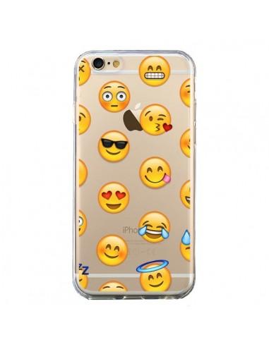 iphone 6 coque silicone emoji