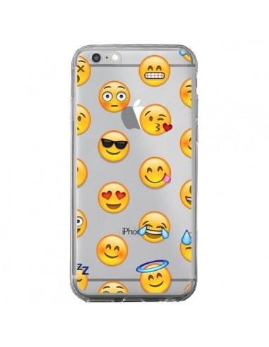coque de telephone iphone 6 smiley
