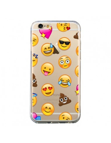 coque iphone 6 smiley