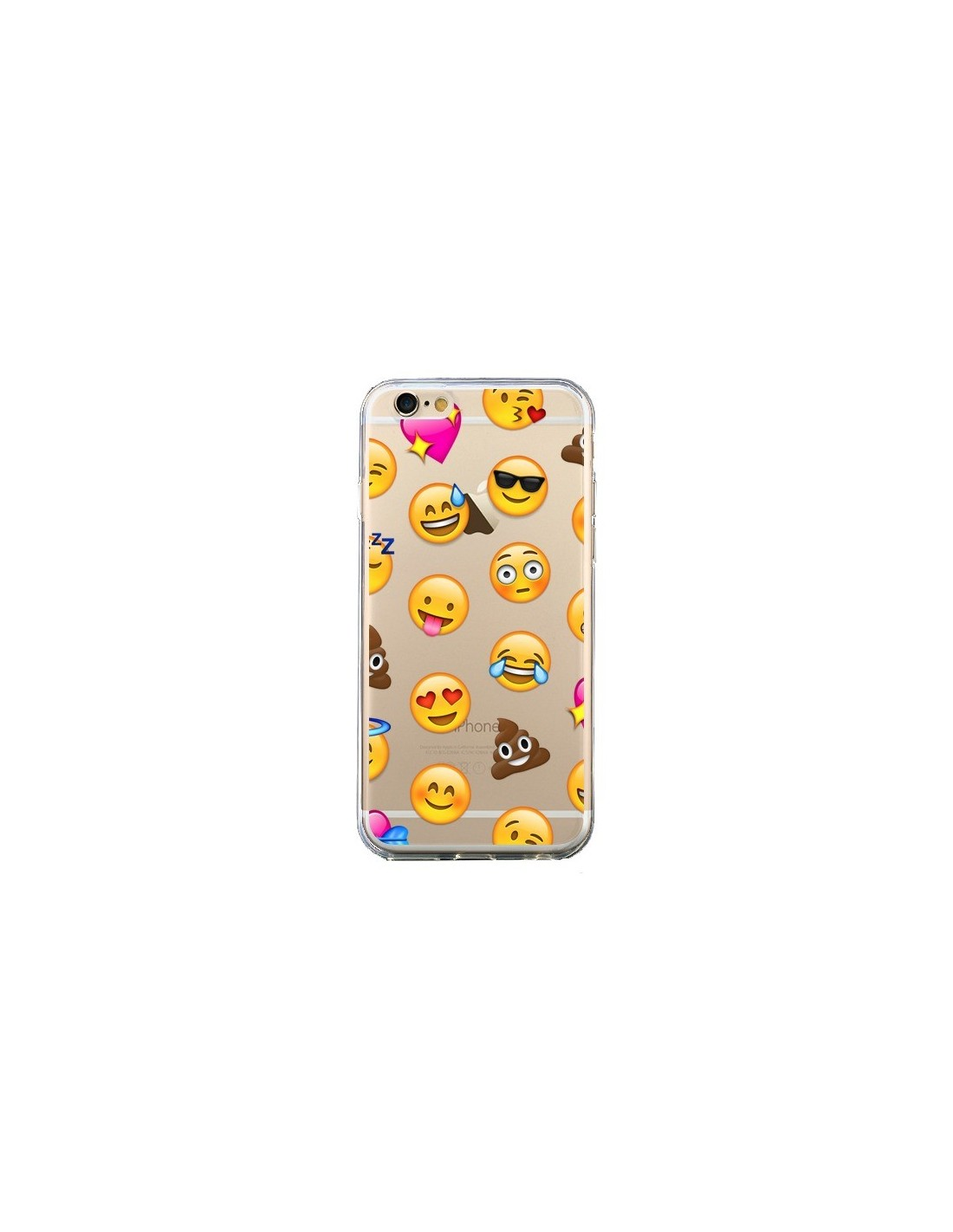 coque iphone 7 emodji