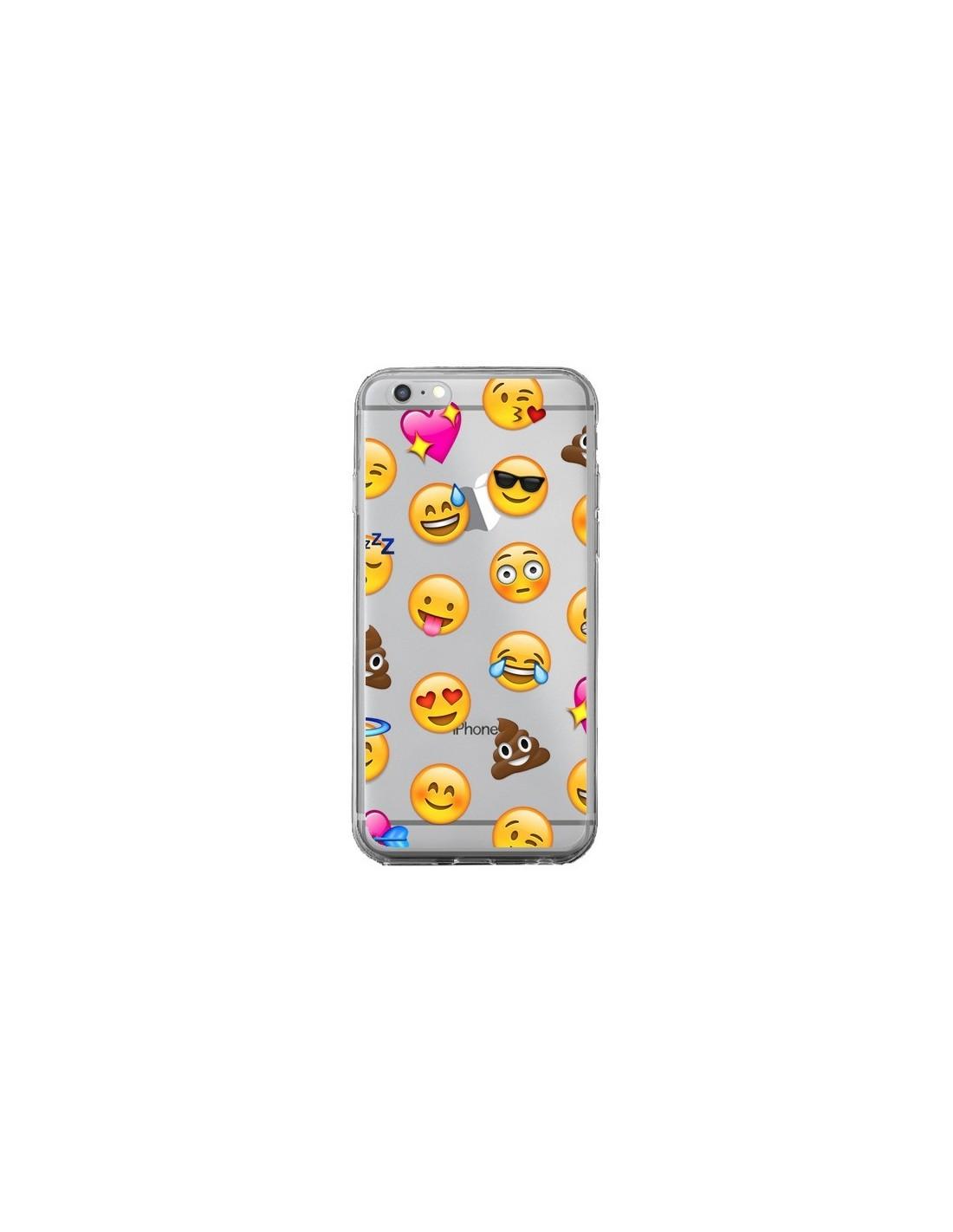 coque iphone 7 emojie