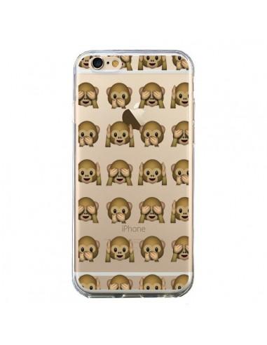 coque iphone 8 emoji singe