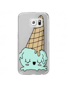 Coque Ice Cream Glace Summer Ete Renverse Transparente pour Samsung Galaxy S7 Edge - Claudia Ramos