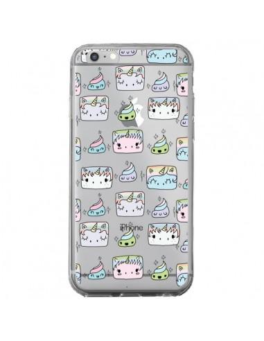 coque iphone 4 licorne kawaii silicone