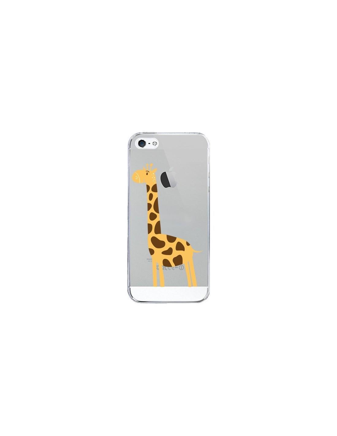 Coque Iphone Girafe