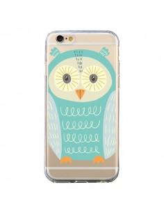 Coque Hibou Owl Transparente pour iPhone 6 et 6S - Petit Griffin