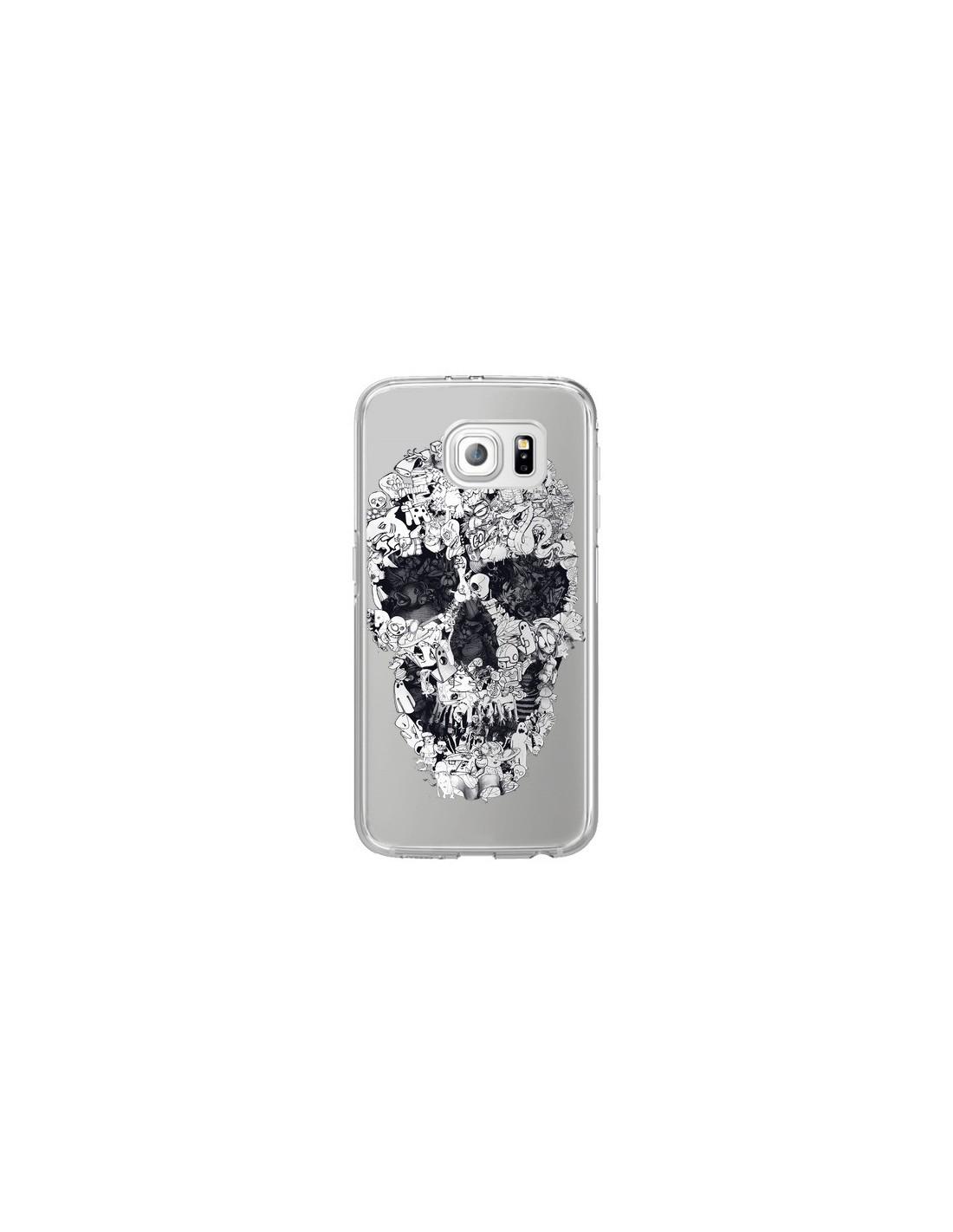 coque samsung s7 skull