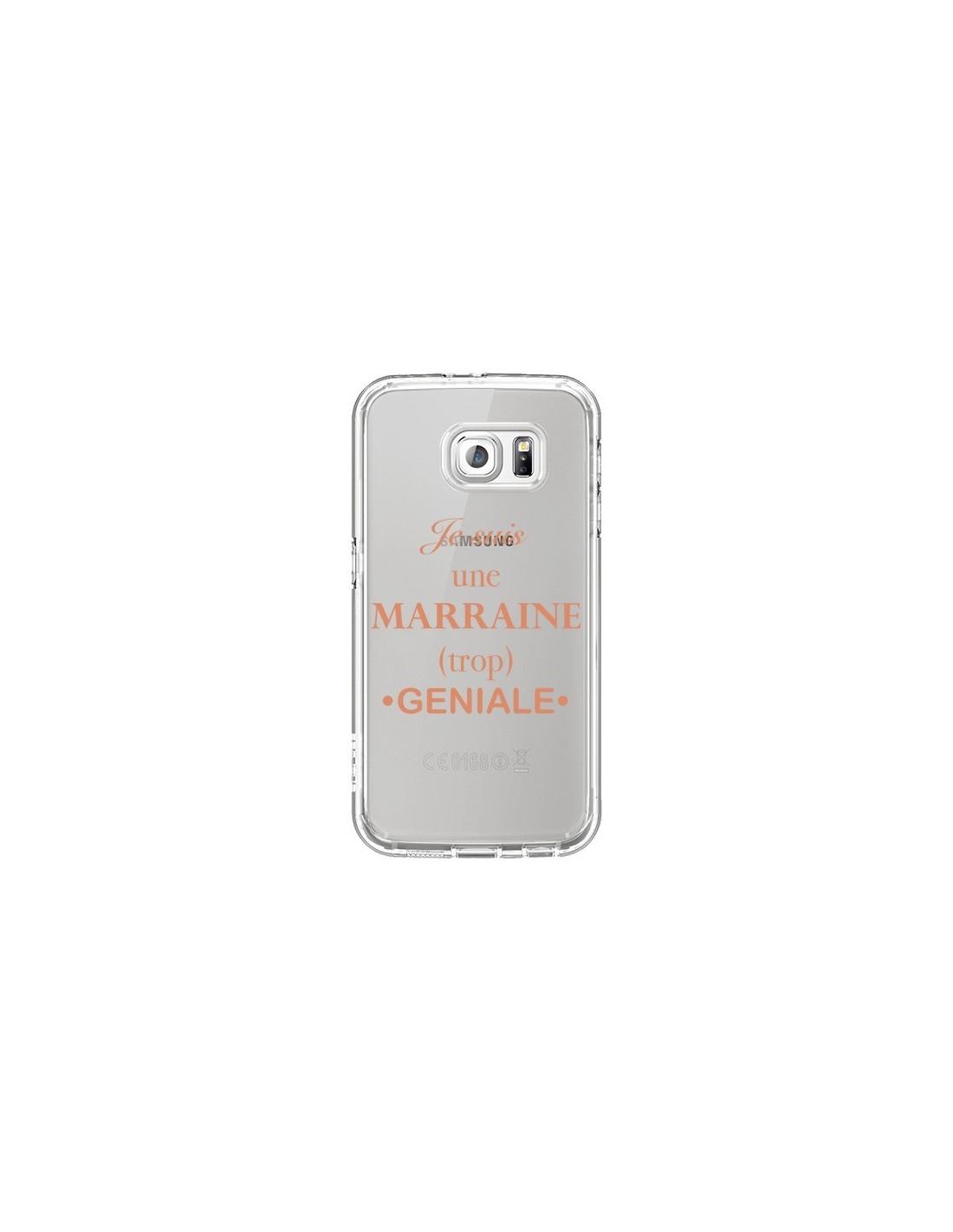 coque iphone 6 marraine