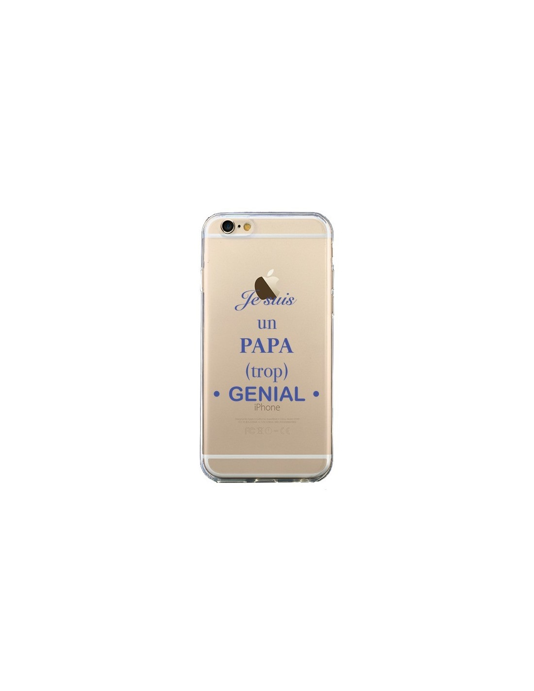 coque papa iphone 5