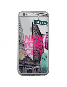Coque New Yorck City NYC Transparente pour iPhone 6 Plus et 6S Plus - Javier Martinez