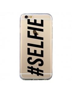 Coque Hashtag Selfie Transparente pour iPhone 6 et 6S - Jonathan Perez
