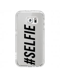 Coque Hashtag Selfie Transparente pour Samsung Galaxy S6 - Jonathan Perez