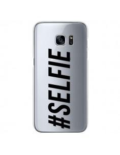 Coque Hashtag Selfie Transparente pour Samsung Galaxy S7 - Jonathan Perez