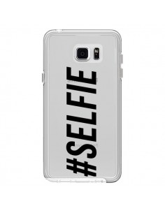 Coque Hashtag Selfie Transparente pour Samsung Galaxy Note 5 - Jonathan Perez
