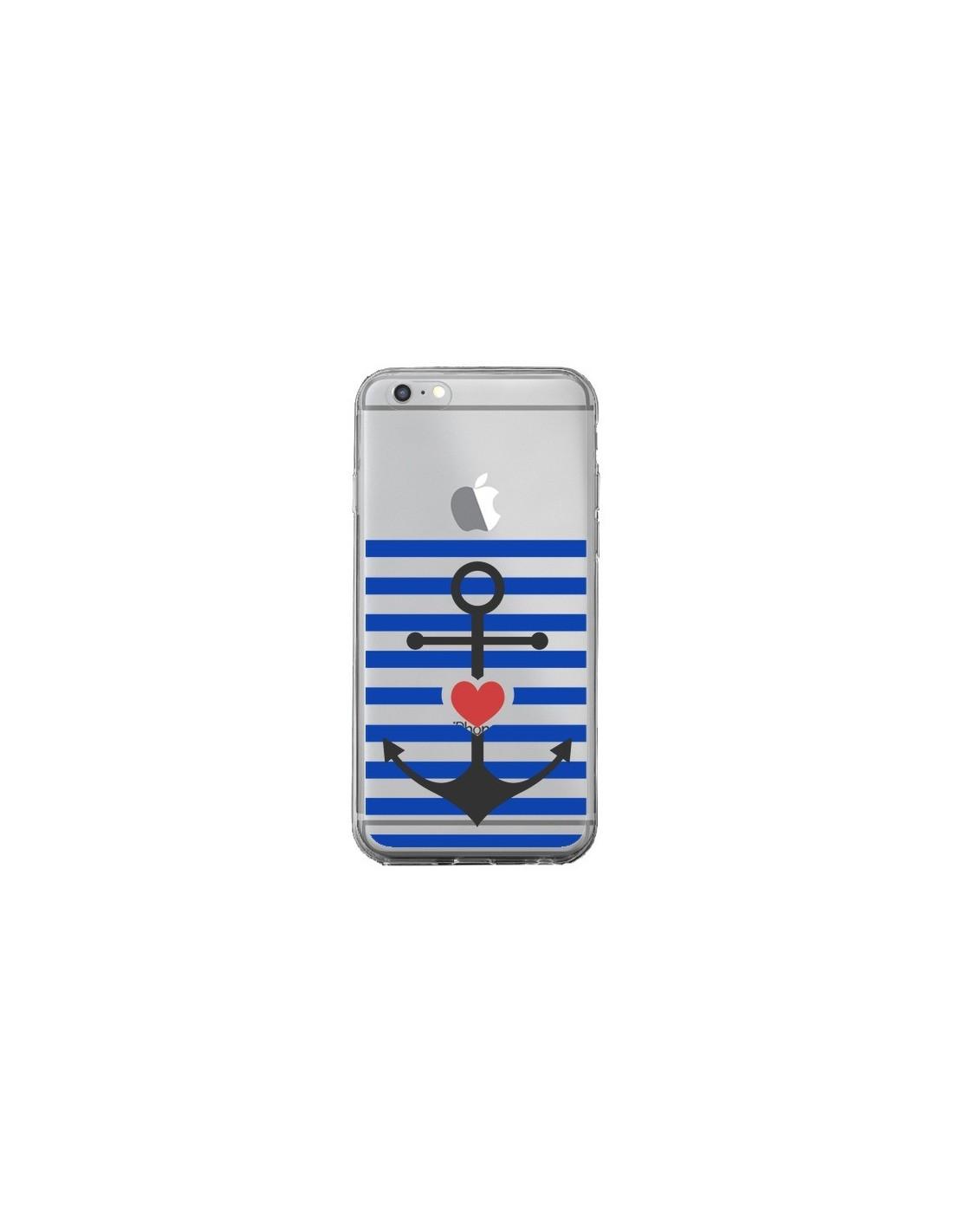 coque iphone 6 plus ancre