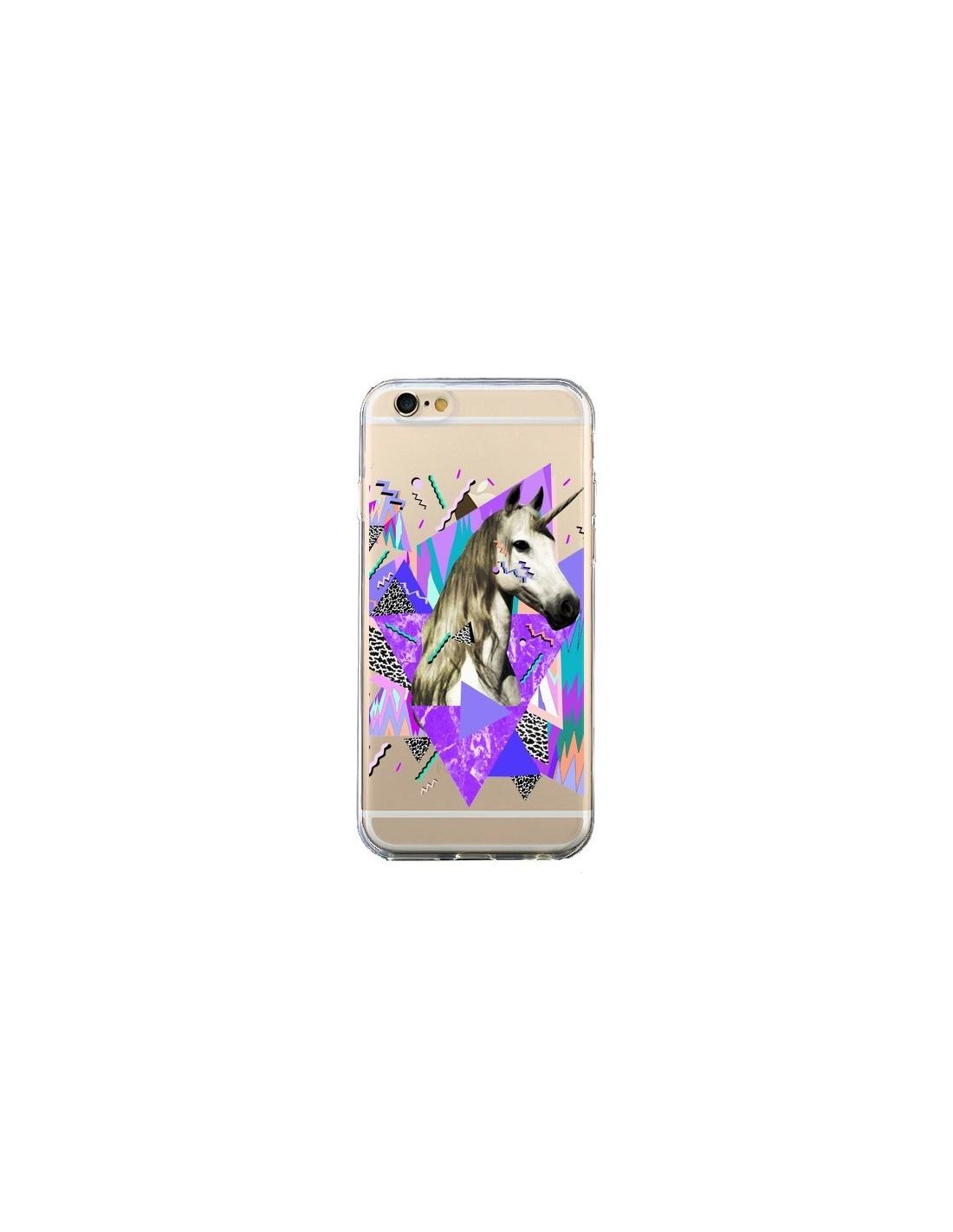 coque iphone 6 fille licorne