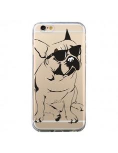 Coque Chien Bulldog Dog Transparente pour iPhone 6 et 6S - Yohan B.