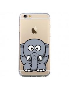 Coque Elephant Animal Transparente pour iPhone 6 et 6S - Yohan B.