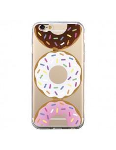 Coque Bagels Bonbons Transparente pour iPhone 6 et 6S - Yohan B.